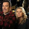 WATCH: Jimmy Fallon's Snow-Filled Saturday Night Live Promos