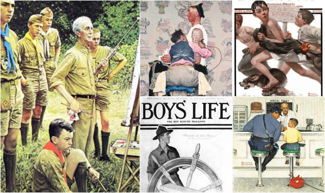 Was Norman Rockwell Gay?