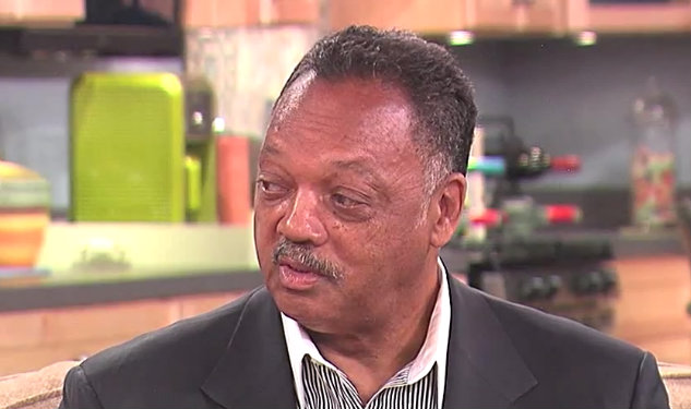 Jesse Jackson: Phil Robertson 'More Offensive' Than Rosa Parks' Bus Driver