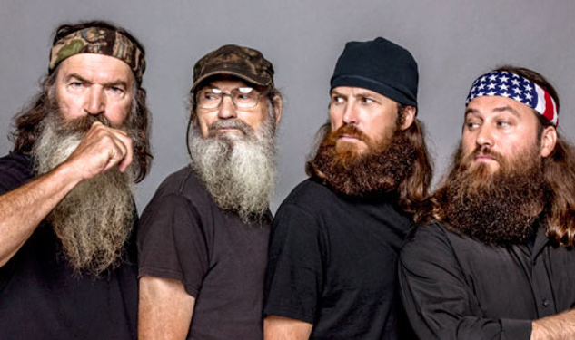 The Before-and-After Pics of the Phony Duck Dynasty Clan