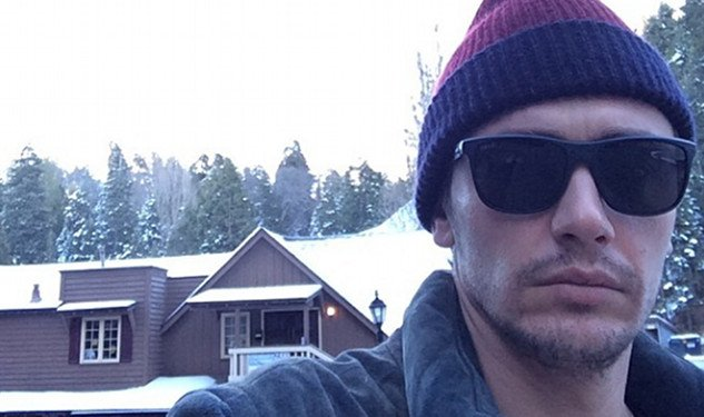 The Art of the Selfie By James Franco