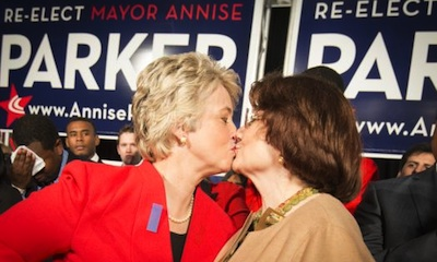 Annise Parker to Marry Longtime Partner