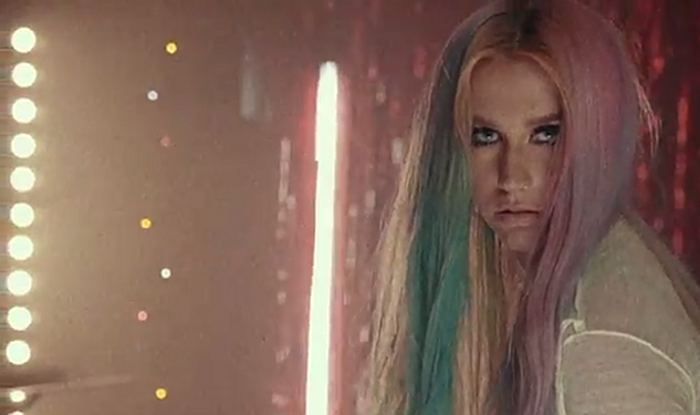 WATCH: Ke$ha Gets 'Dirty' in New Music Video