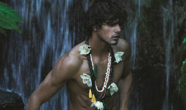Model Watch: Marlon Teixeira For DSquared2