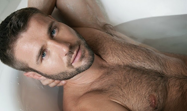 WATCH: Go Behind The Scenes of Ben Cohen's Shirtless Photo Shoot