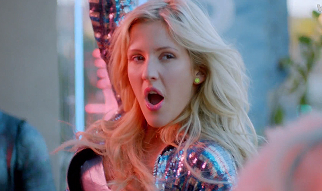 "WATCH: Ellie Goulding's New Video for ""Goodness Gracious"""