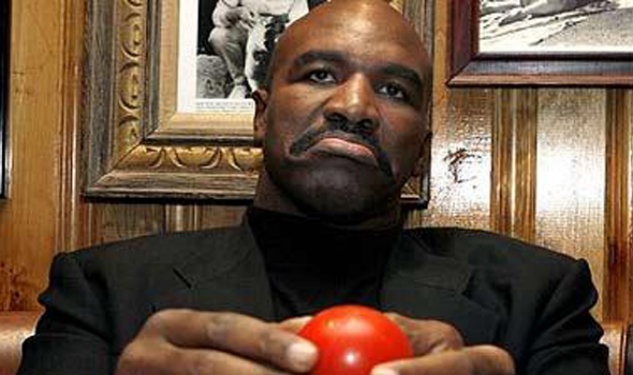 Evander Holyfield's Son: My Dad Doesn't Hate Gays