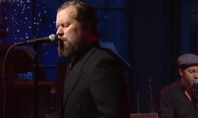 John Grant Performs Live on Letterman
