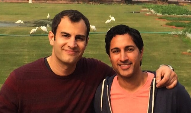 Actor Maulik Pancholy Engaged!