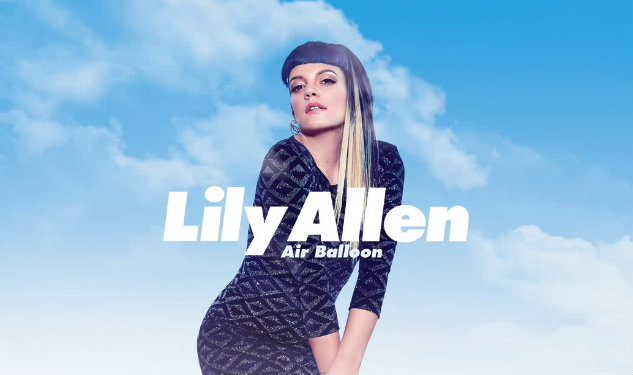 "Listen: Lily Allen's ""Air Balloon"""