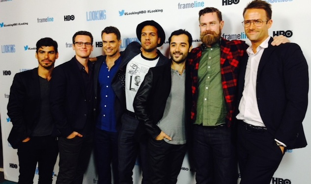 With the Men of Looking at Its San Francisco Premiere