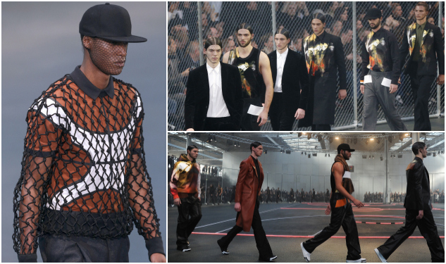 WATCH: Givenchy Fall 2014