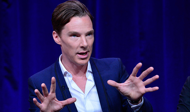 Cumberbatch Feels Guilty Over His Fans, Plus Sherlock's Kiss with Moriarty