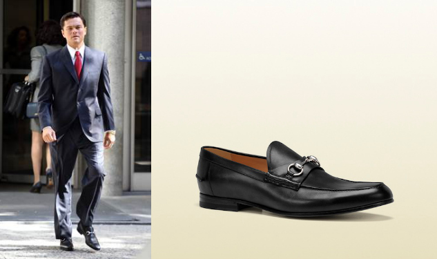 Daily Crush: Leonardo DiCaprio's Gucci Loafers