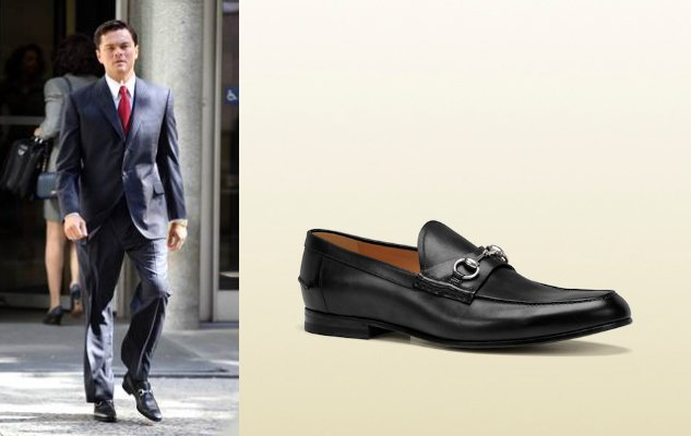 daily crush leonardo dicaprios gucci loafers