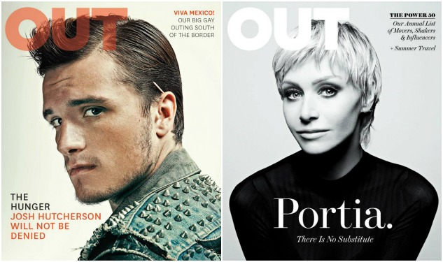 VOTE Out's Celebrity Cover of the Year