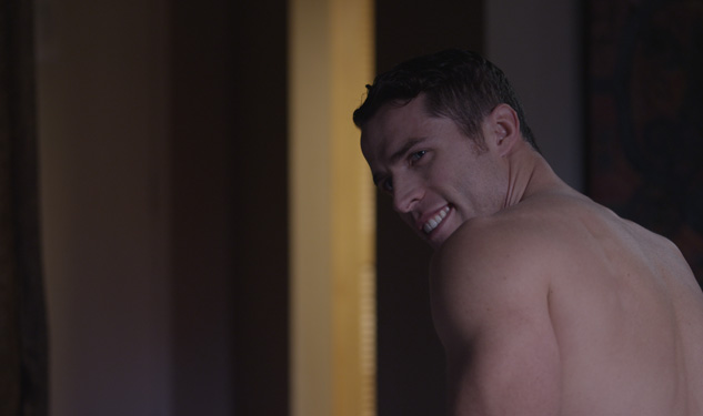 First Look: Scott Sell Is The Last Straight Man