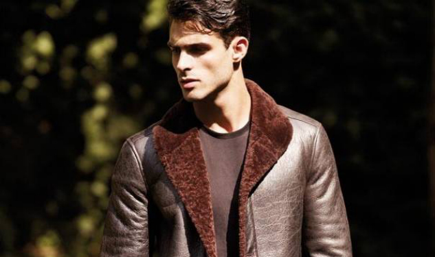 Model Watch: Juan Betancourt for Loewe