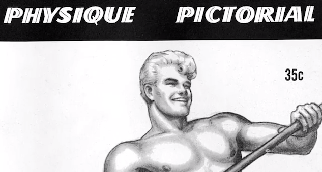 Catch MoCA's Bob Mizer & Tom of Finland Show