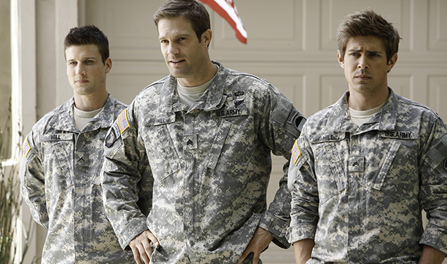 3 Reasons to Watch Fox's Brotherly New Series, Enlisted