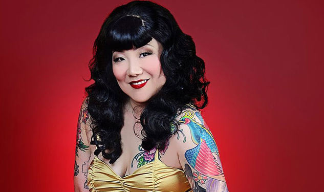 Margaret Cho in Tina Fey's New Show!