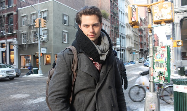 OUT On The Street: The Bundled-Up Model