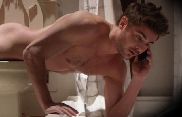 WATCH: Zac Efron Sharing His Best 'Assets' in That Awkward Moment