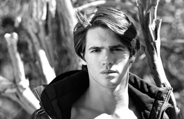 Steven R. McQueen Models In Latest Abercrombie & Fitch Campaign