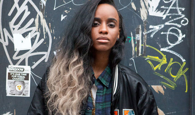The Emancipation of Angel Haze