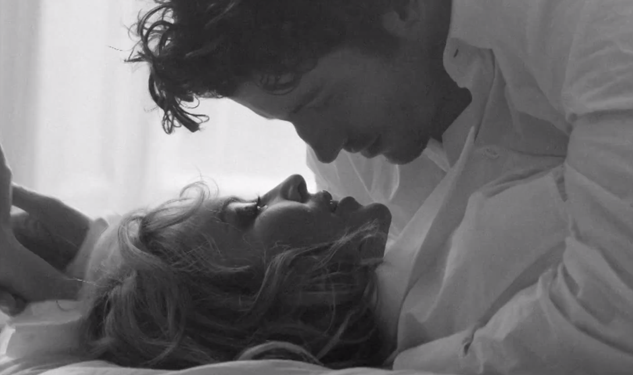 """WATCH: Kylie Minogue Seduces in New Video For """"Into the Blue"""""""