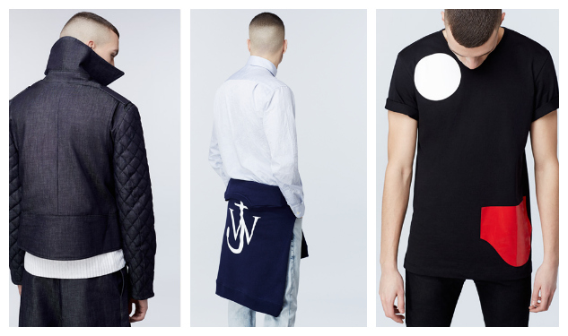 Daily Crush: J.W. Anderson Capsule Collection for Mr Porter