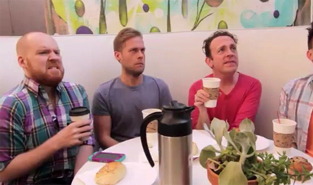 WATCH: Drew Droege's Hilarious HBO Parody, Not Looking