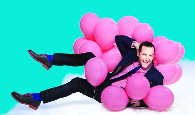 Ross Mathews: The Kwan and Only