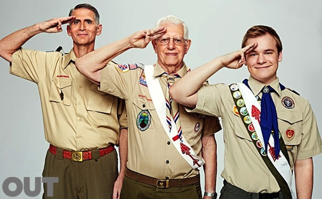 Openly Gay Eagle Scout Pascal Tessier May Be Kicked Out of BSA Soon