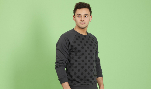Tom Daley is the Face of Adidas NEO