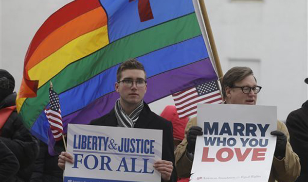 Kentucky: A Big Step Closer to Marriage Equality