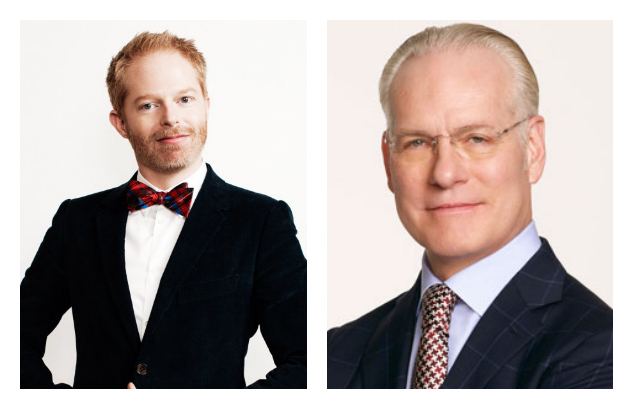 Jesse Tyler Ferguson Teams Up With Tim Gunn For Bow Tie Cause