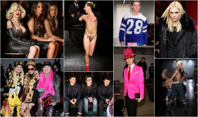 The 10 Gayest Moments of New York Fashion Week