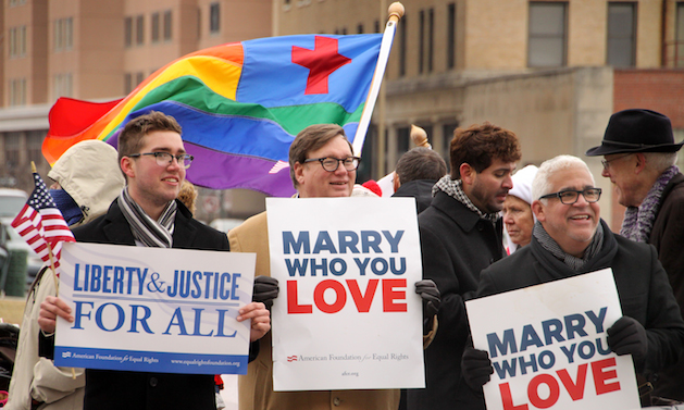 Federal Judge Rules Virginia's Same-Sex Marriage Ban Unconstitutional