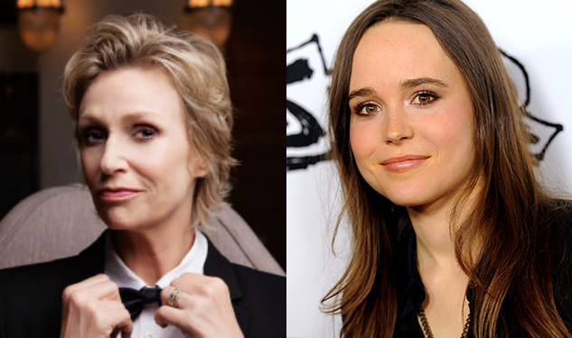 Quote of the Day: Jane Lynch Says Ellen Page Didn't Lie