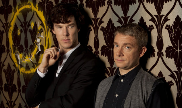 Benedict Cumberbatch: Otters Are Vaguely Attractive