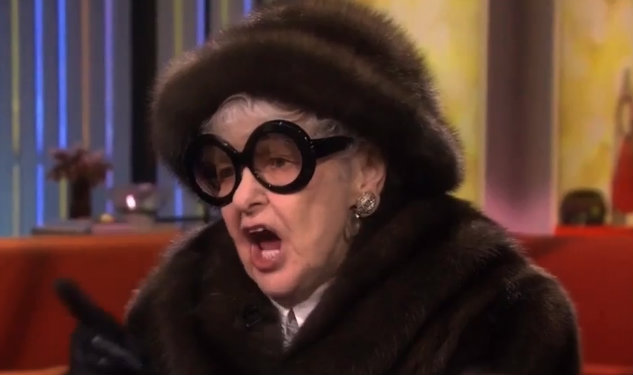 Elaine Stritch Dropped An F-Bomb On The Today Show