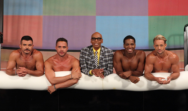 Meet RuPaul's Drag Race's New, Bulgier Pit Crew