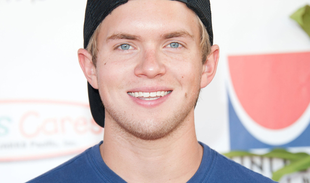 Chris Brochu Is The Vampire Diaries' First Gay Character
