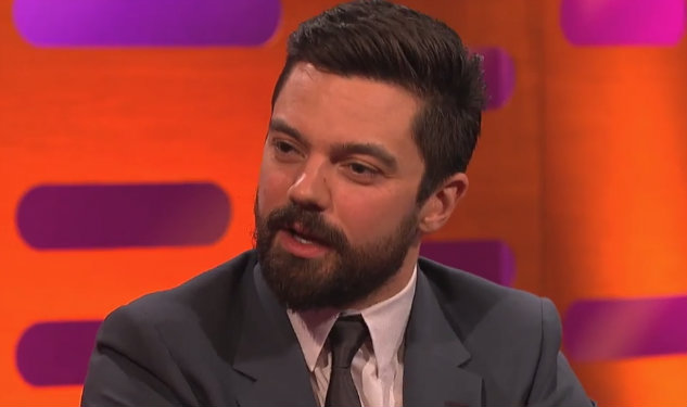 Dominic Cooper Accidentally Exposed Himself At A Café