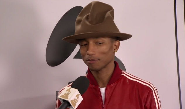 Pharrell's Hat Up For Auction, Current Bid At Over $14K