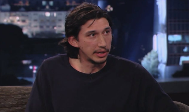 Girls Star Adam Driver To Play Star Wars Antagonist
