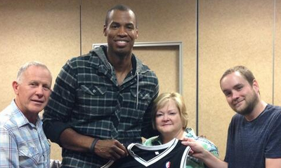 Jason Collins Meets Matthew Shepard's Family