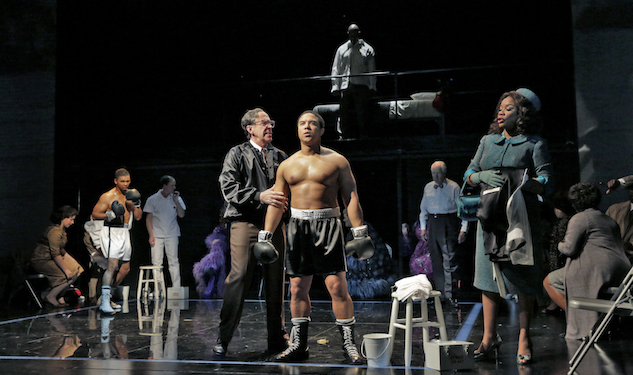 Terence Blanchard Is Seeking Support for His Opera About Gay Boxer Emile Griffith
