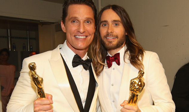 Why Jared Leto's Oscars Speech Mattered
